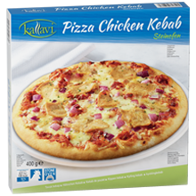 PIZZA CHICKEN KEBAB